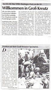 Dorffest 1998