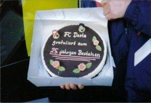FC Deetz gratuliert