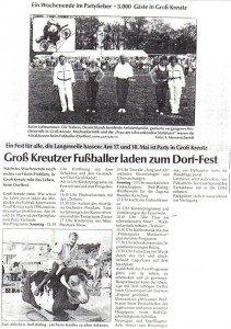 Dorffest 1996