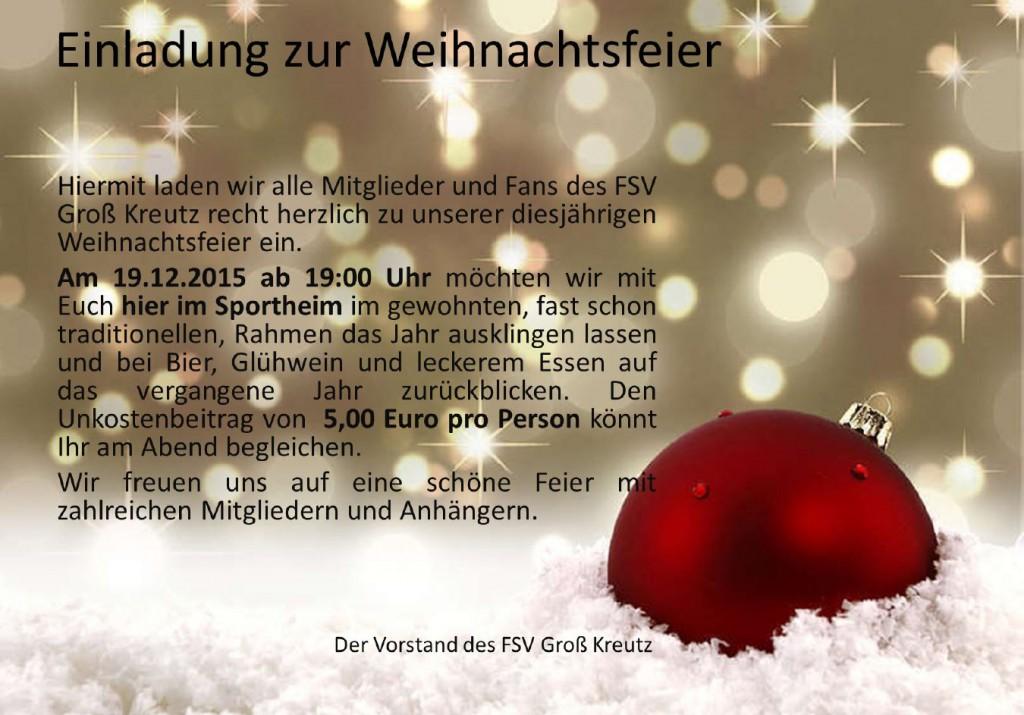 weihnachtsfeier151219